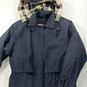 Eddie Bauer Down Zip Out Liner Coat (Womens Large)